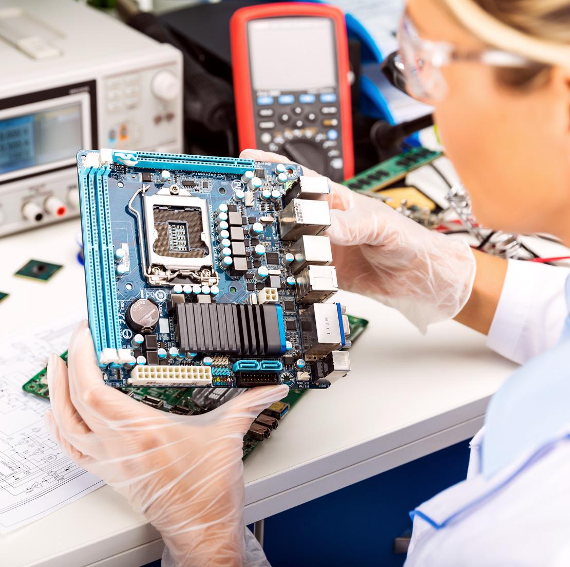Produits électroniques et fabrications d'harnais - Techniserv AG