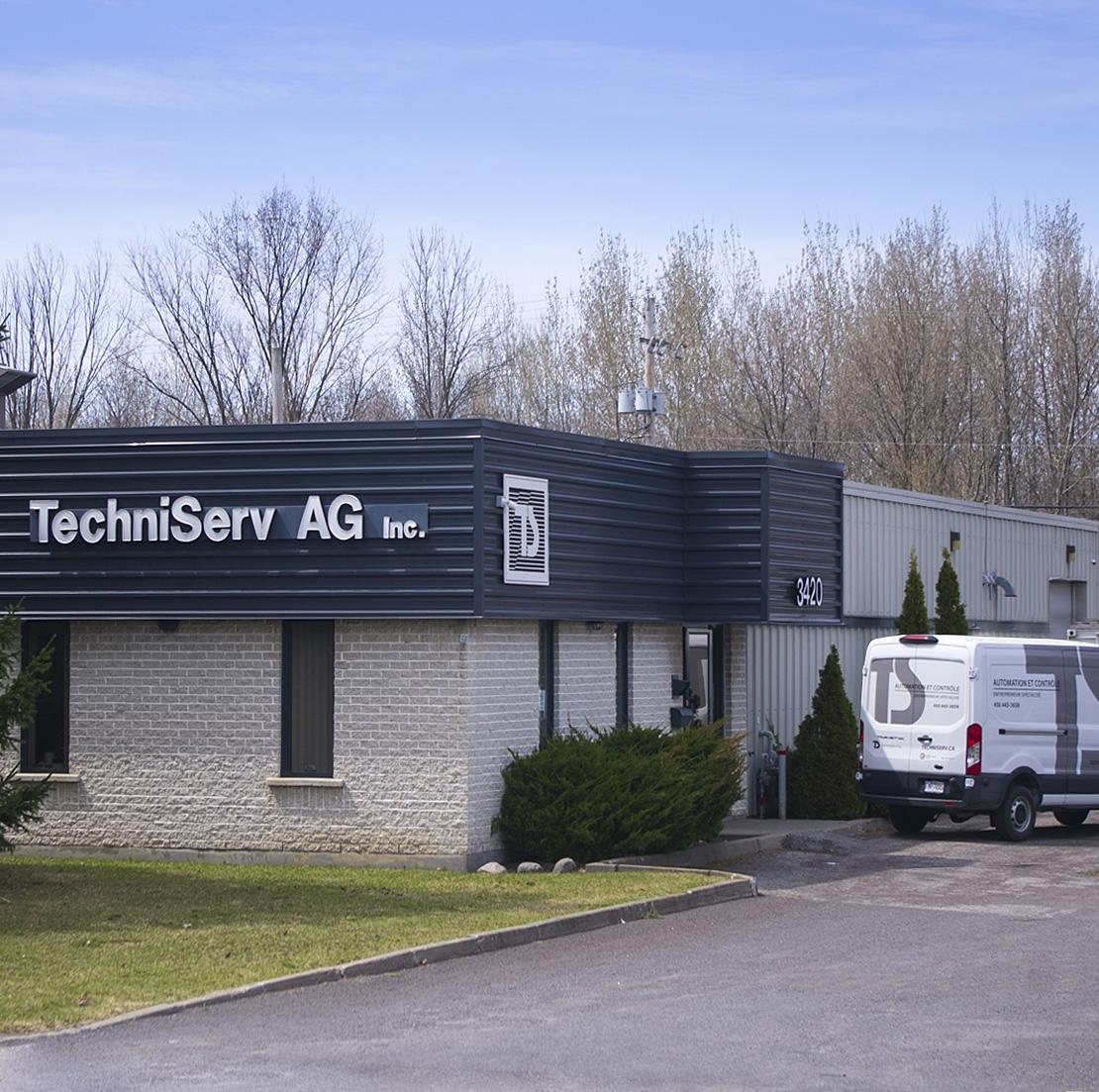 À propos - Techniserv AG