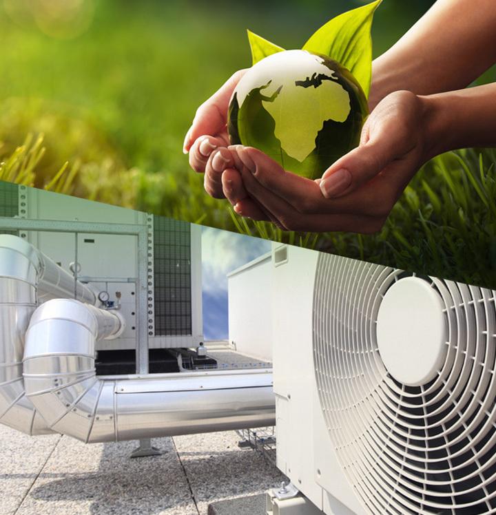 Service - ICECOLD: Solution en efficacité énergétique en climatisation et réfrigération